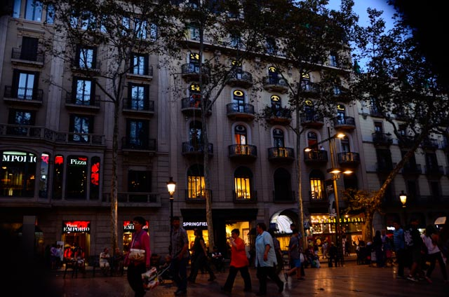 Hotel Continental, Barcelona