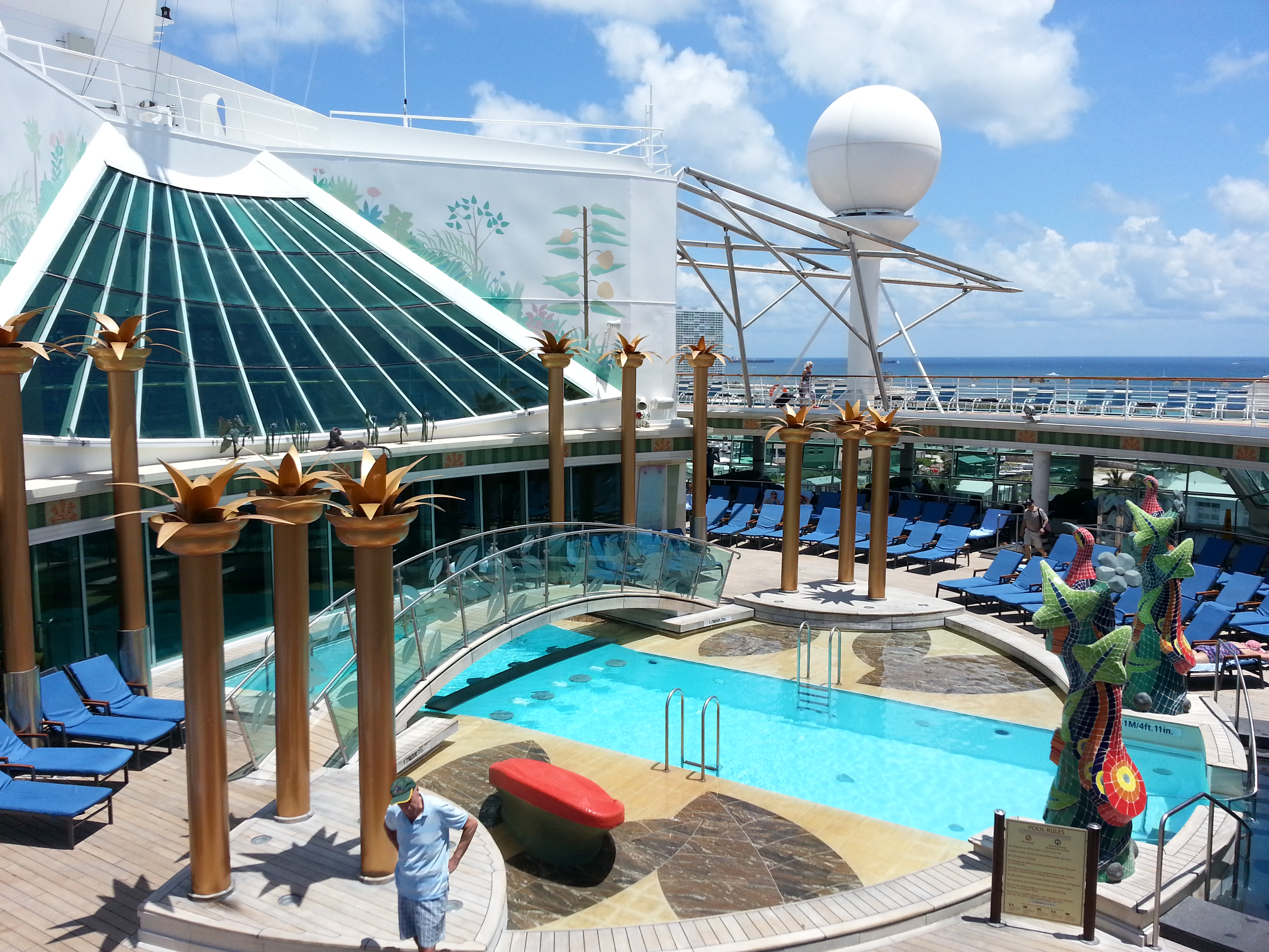 Independence of the Seas, The Video
