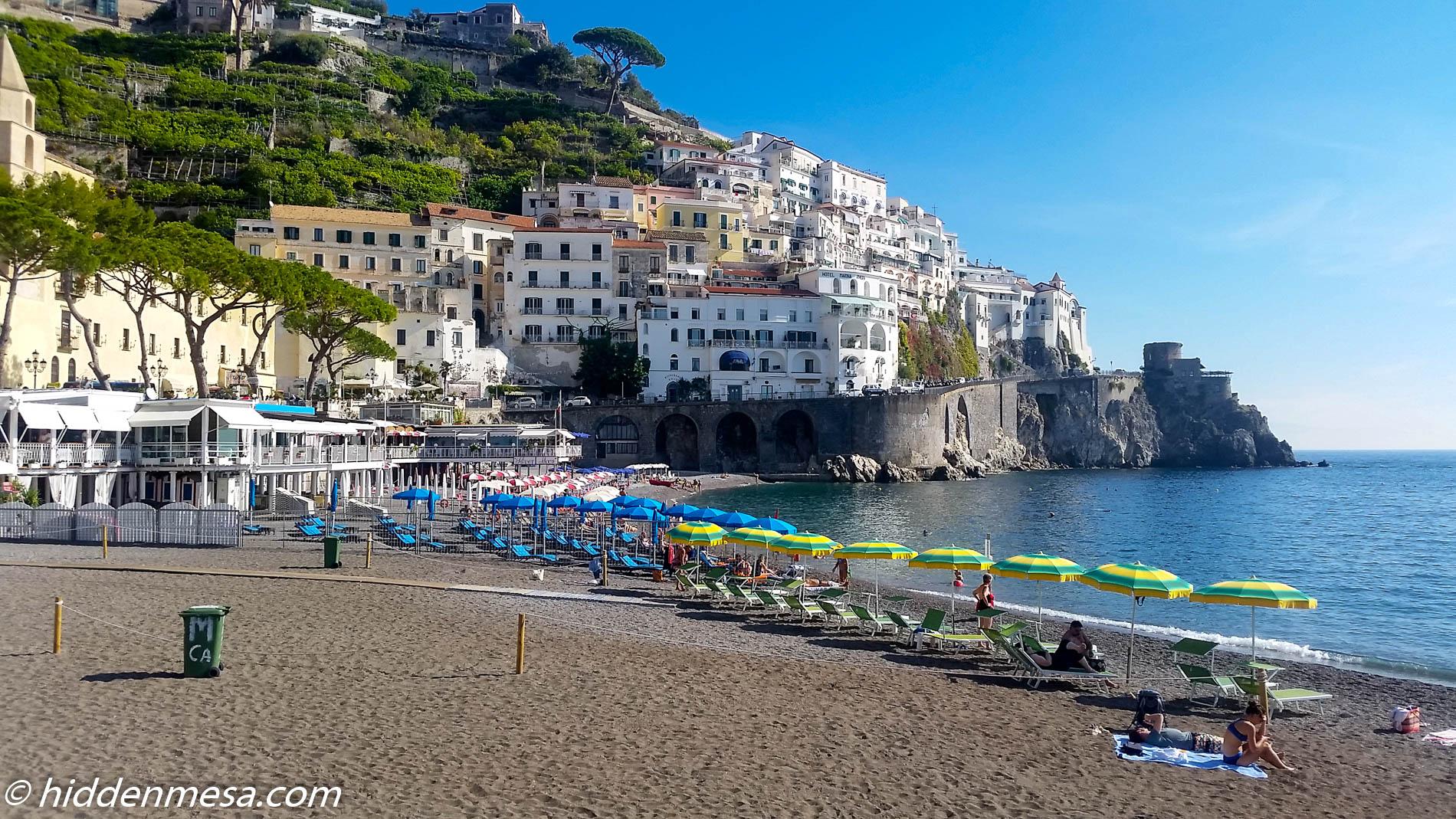 Amalfi – A Coastal Oasis in Italy's Campania Region