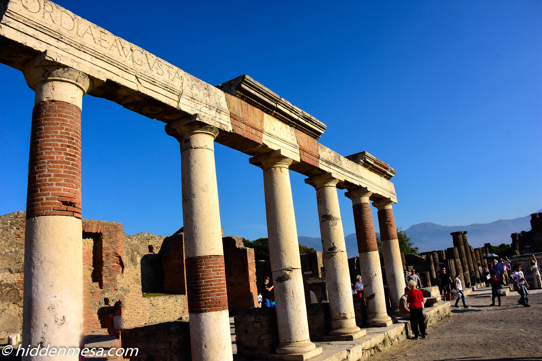 Pompeii – The City Frozen in Time