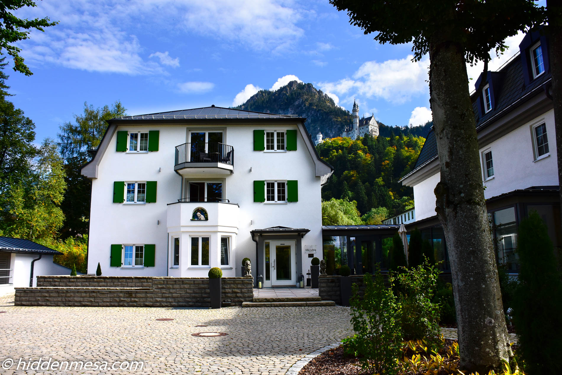 Villa Ludwig – A Great Hotel In Southern Germany