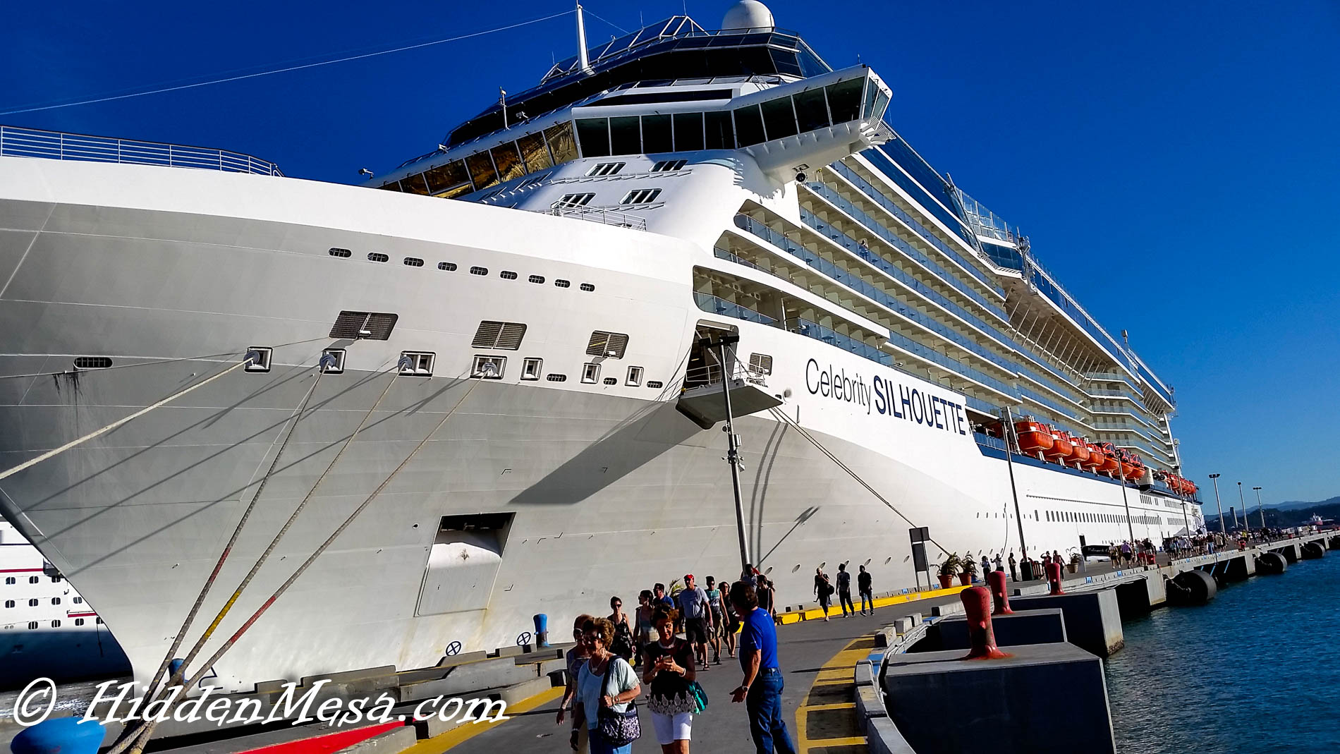 First Impressions of the Celebrity Silhouette