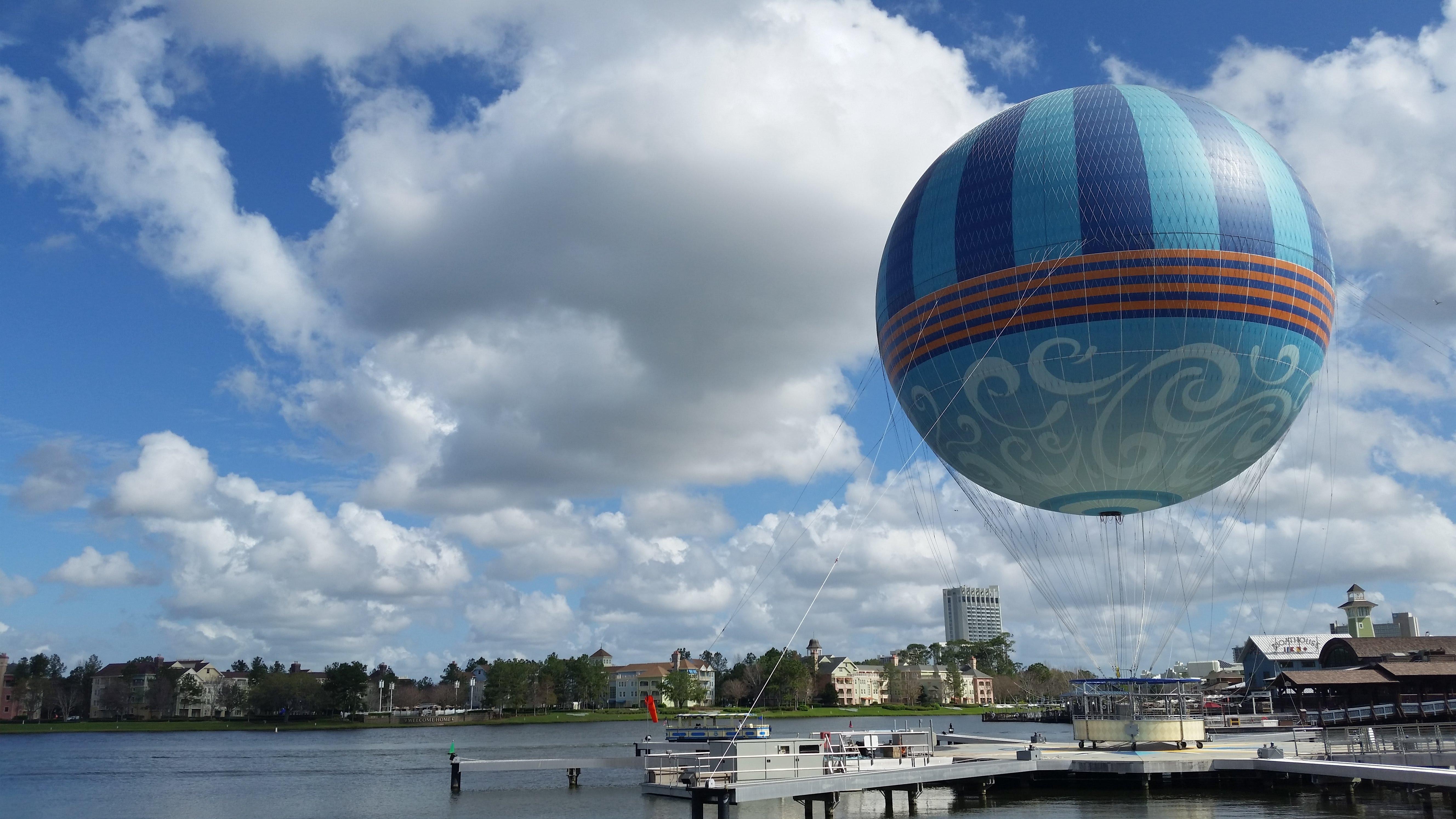 Downtown Disney, or is it Disney Springs?