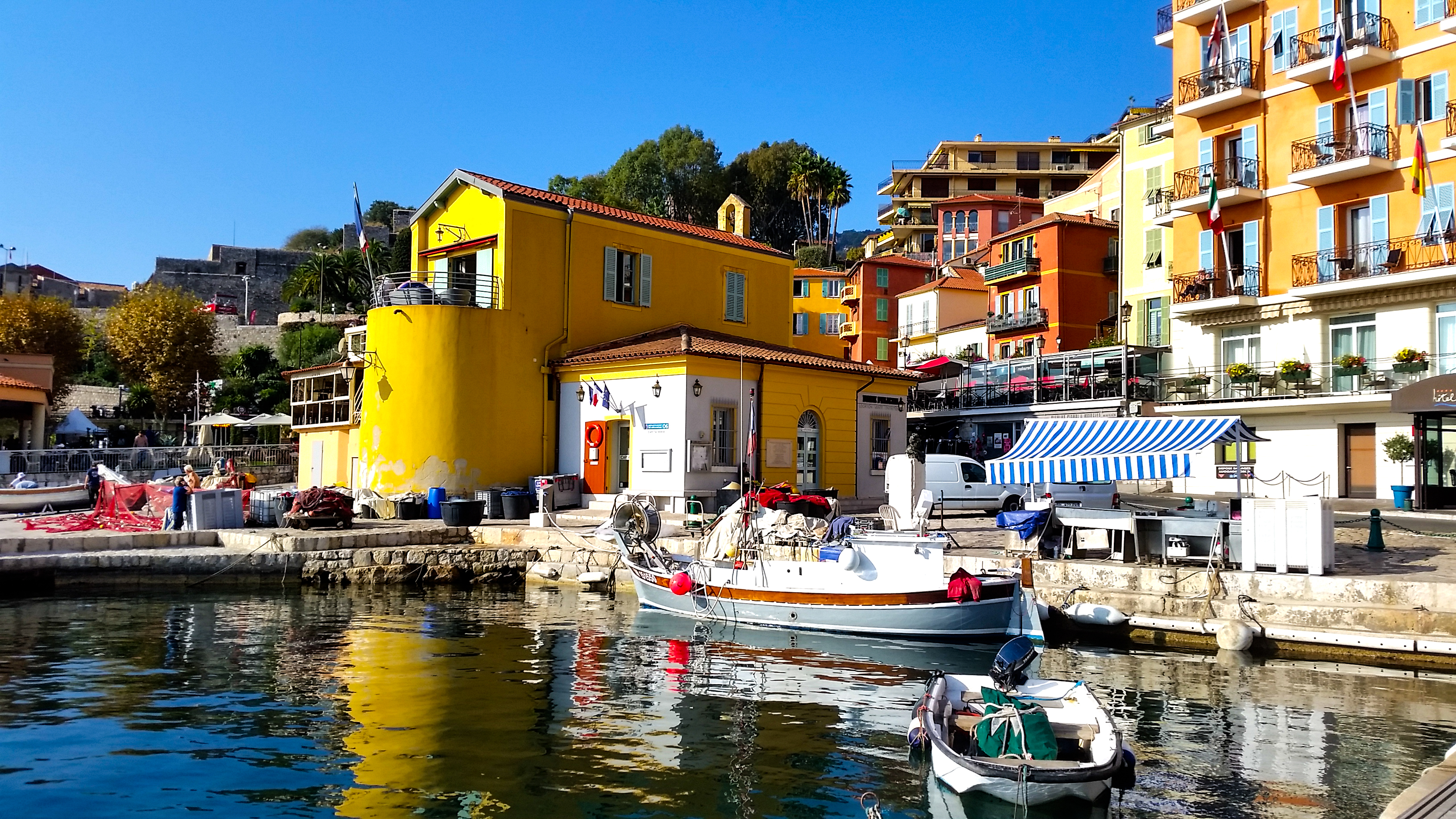 Villefranche – A Walk Along the Southern France Seaside Town