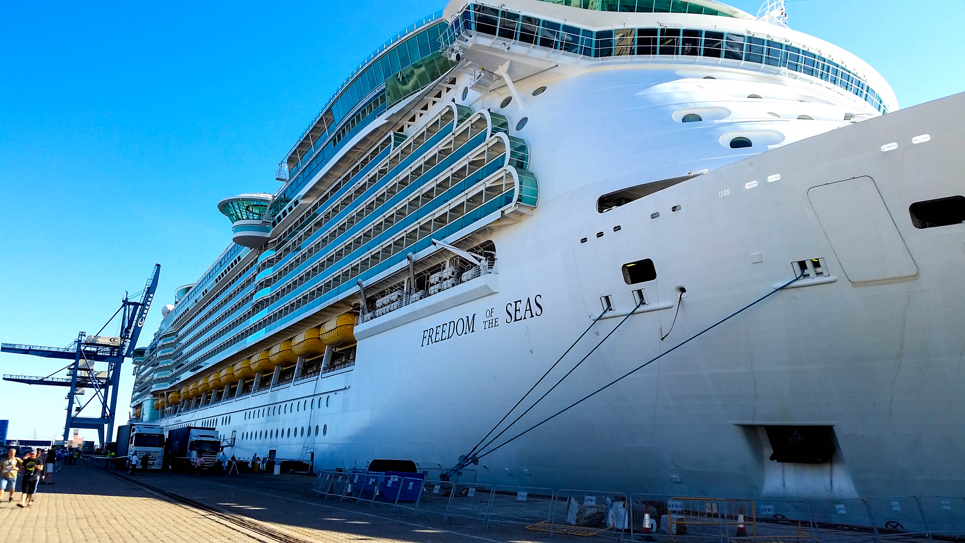 Cruising Aboard the Royal Caribbean Freedom of the Seas