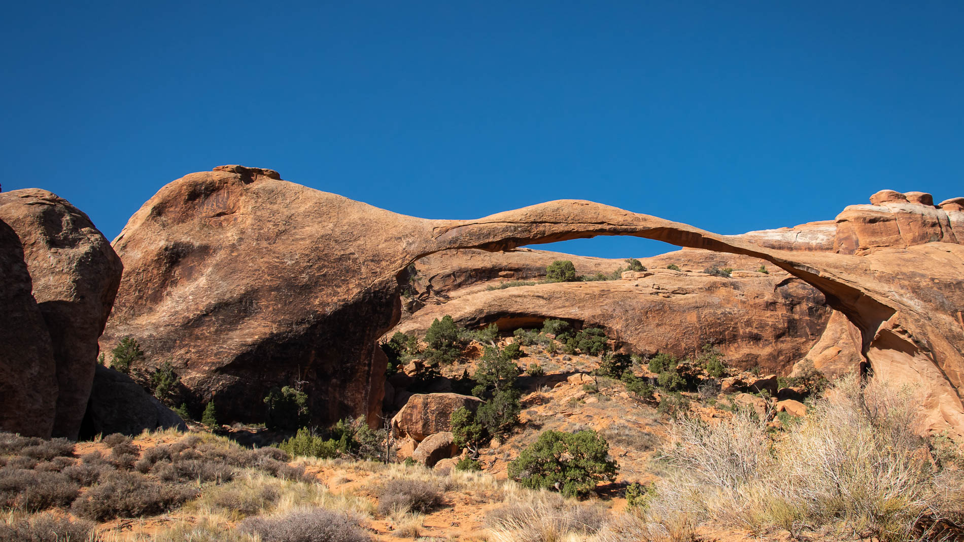 Impressions of the Parks Near Moab